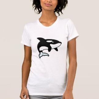 T-shirt Orque/épaulard mignons