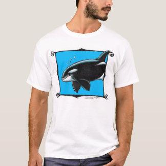 T-shirt Orque/T-shirt épaulard