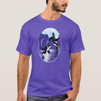 T-shirt Orques dans une baie