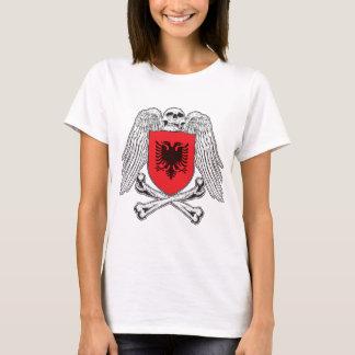 T-shirt Os croisés de l'Albanie