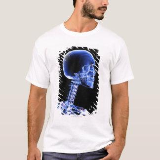 T-shirt Os de la tête et du cou