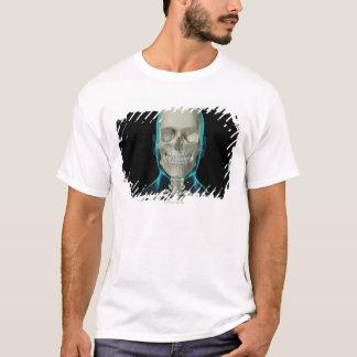 T-shirt Os de la tête et du cou 2