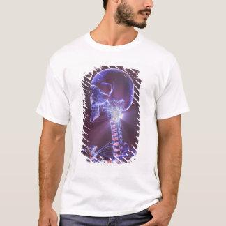 T-shirt Os de la tête et du cou 4