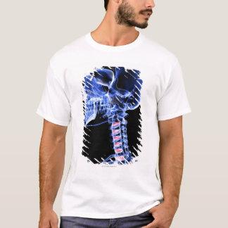 T-shirt Os de la tête et du cou 7