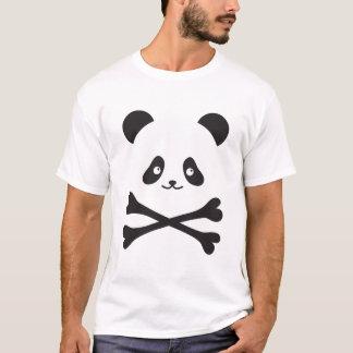 T-shirt Os de panda