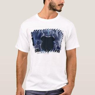 T-shirt Os du bassin