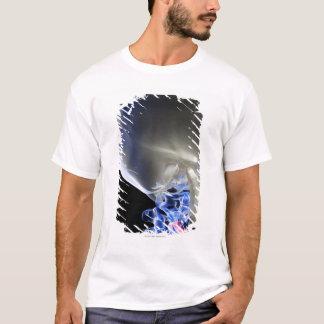 T-shirt Os du cou