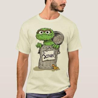 T-shirt Oscar l'arrêt d'urgence de rouspéteur