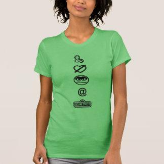 T-shirt Oscar les icônes de rouspéteur