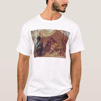T-shirt Osceola en captivité, c.1837