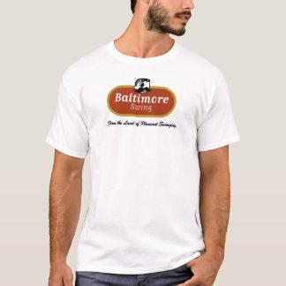 T-shirt Oscillation de Baltimore