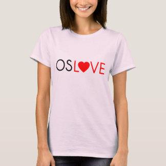 T-shirt OSLOVE Norvège
