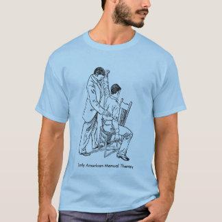 T-shirt Osteopathic traditionnel de traitement