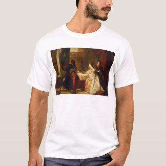 T-shirt Othello rapportant ses aventures à Desdemona
