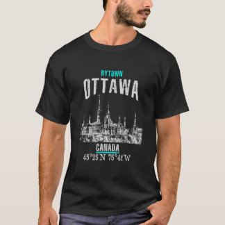 T-shirt Ottawa