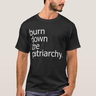 T-shirt ou abaissez-peut-être juste doucement le