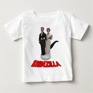 T-shirt ou chapeau drôle de mariage de Bridezilla