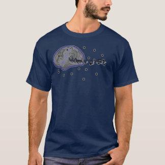 T-shirt Où est mon esprit ?