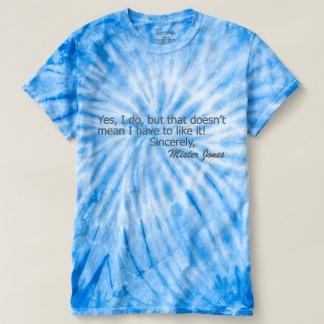 T-shirt Oui, je fais