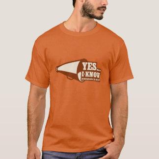T-shirt Oui je sais que le guacamole est supplémentaire