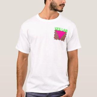 T-shirt OUI JE SUIS (pour des droits des homosexuels)