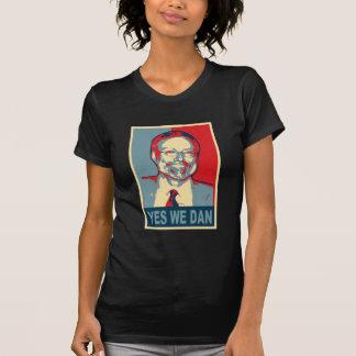 T-shirt Oui nous Dan