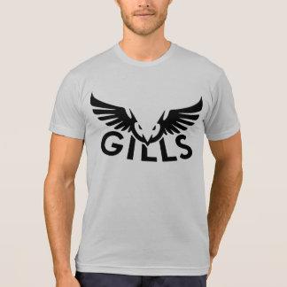 T-shirt Ouïes pilotant la chemise de V