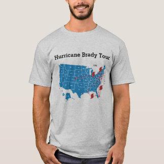 T-shirt ouragan de logo
