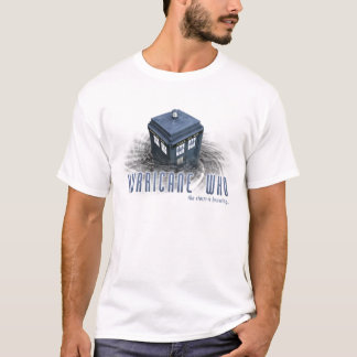 T-shirt Ouragan qui logo