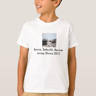 T-shirt Ouragan Sandy