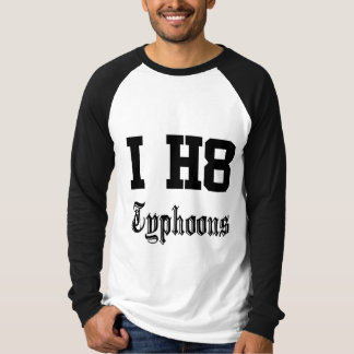T-shirt ouragans