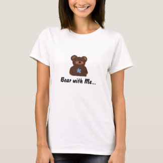 T-shirt Ours avec moi…