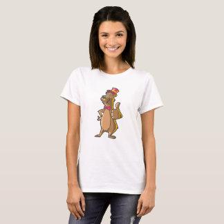 T-shirt Ours de Beary