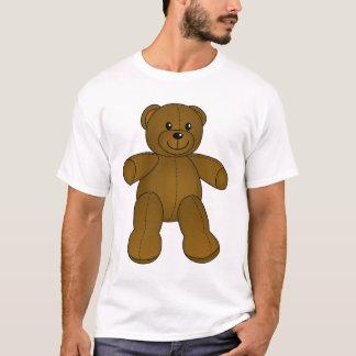 T-shirt Ours de nounours brun mignon