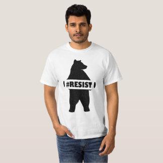 T-shirt ours de #RESIST