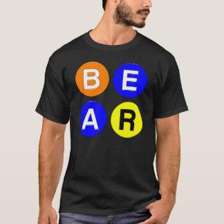 T-shirt OURS de souterrain