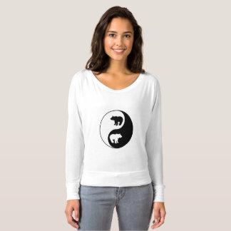 T-shirt Ours de Yin Yang