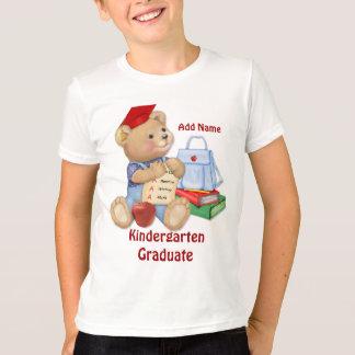 T-shirt Ours d'école - diplômé de jardin d'enfants