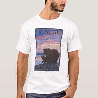 T-shirt Ours et CUB - Juneau, Alaska