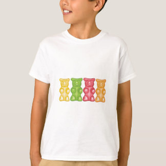 T-shirt Ours gommeux