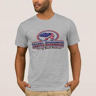 T-shirt Ours gris de Sarah PalinMama