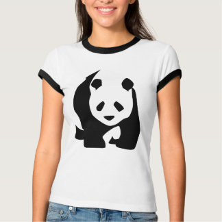 T-shirt Ours panda animé