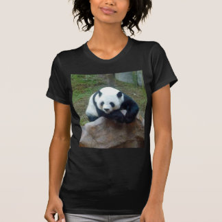 T-shirt Ours panda chinois