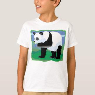 T-shirt Ours panda de jungle