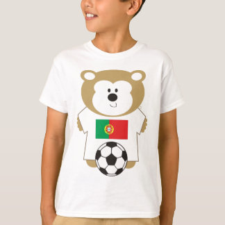 T-SHIRT OURS PORTUGAL