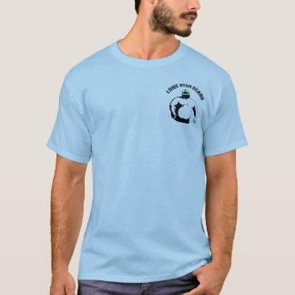 T-shirt Ours solitaires d'étoile - pièce en t 1 de poche