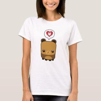 T-shirt Ours triples de ville
