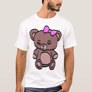 T-shirt Ours-y mignon
