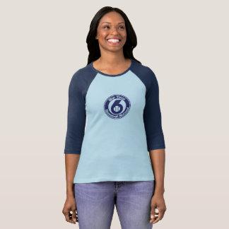 T-shirt Outil 6 longtemps 3/4 douille