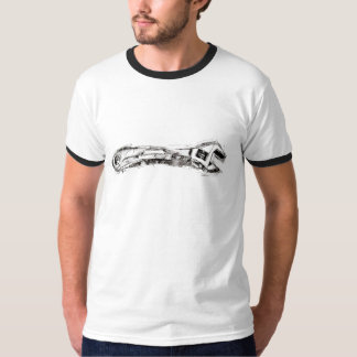 T-shirt Outil arraché